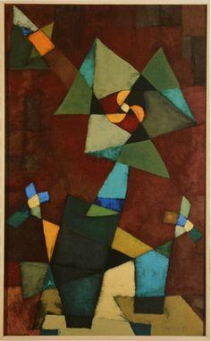 Paul Klee - Megánthemum, 1927