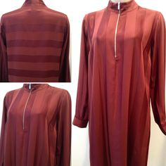 Just Female Dress Drafty Port Red €135