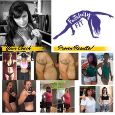 """Oh man...I can tell you all day long that Beachbody programs WORK and have changed my life. And I can tell you over and over again how awesome my online fit family is and how their support and encouragement keep us ALL accountable and ON THE WAGON...including me! But you are sick of hearing me say this over and over again....I'm sure!   .  Instead let me share with you what those in my online fit family that I coach are saying:    """"This group has taken me from a plateau and not motivated at…"""