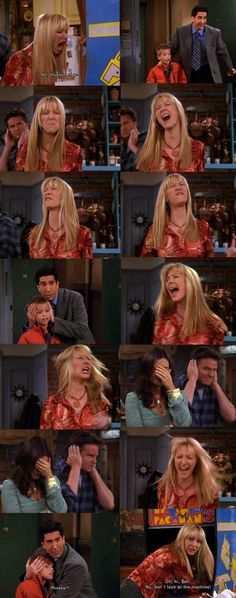 Oh Phoebe...Just watched this episode lol