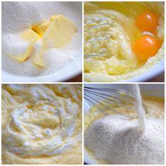 Tvarohová štola - Avec Plaisir Dairy, Cheese, Food, Essen, Meals, Yemek, Eten