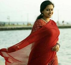 Anu Sithara is a well known Malayalam actress and a trained dancer. She is extremely beautiful and even considered as the face that is goi. Beautiful Girl Indian, Most Beautiful Indian Actress, Beautiful Saree, Beautiful Actresses, Beautiful Ladies, Beauty Full Girl, Beauty Women, Real Beauty, Hot Actresses