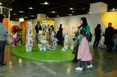 Exhibition in Korea / Hervé Tullet