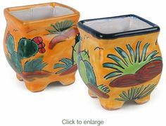 Talavera Pottery Butter Dish Hand Painted Sm Tbds001 | Talavera Pottery,  Butter Dish And Products