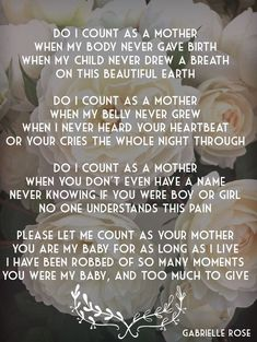 I think many women ask themselves this very question. Ectopic pregnancy and miscarriage. Miscarriage Tattoo, Miscarriage Remembrance, Miscarriage Quotes, Miscarriage Awareness, Remembrance Quotes, Infertility Quotes, Pcos Infertility, Angel Baby Quotes, Thoughts