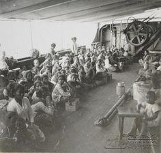Javaanse immigranten....oktober 1924