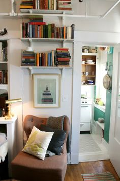 Must-See Small Cool Homes: Week Two Small Cool Contest 2013 | Apartment Therapy