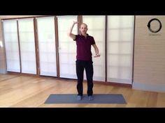 Hachi Danken - the Qigong sequence (8 silk brocades) - YouTube