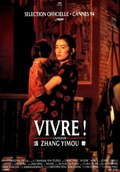 En images : Gong Li - To Live, directed by Zhang Yimou; Challenges.fr