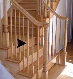 Best White Oak Banister White Oak Ungrooved Handrails 640 x 480