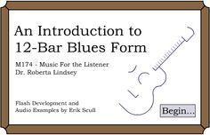 Twelve Bar Blues Tutorial Blues, Teaching, Bar, Musicals, Learning, Education, Teaching Manners