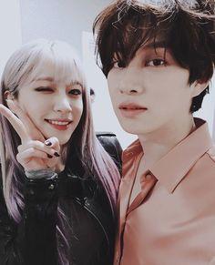 Both of em looks kinda the same, they r Heechul x Hani Donghae, Kim Heechul, Siwon, Leeteuk, Super Junior, Hani, K Pop, Exid Kpop, Couples