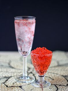Cookistry: Molecular Gastronomy Cocktails