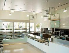 via BKLYN contessa :: modern bakery with a retro palette