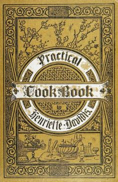 German national cookery for American kitchens :...