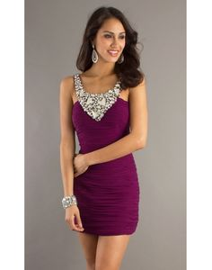 beaded short formal dress  http://www.persun.com.au/short-formal-dresses-c103/