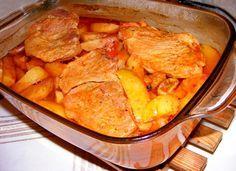 A burgonya és a sült hús a hétvégi ebédek sztárja, ezt érdemes elkészítened! Hozzávalók: 60 dkg sovány sertéshús 70 dkg megtisztított burgonya 6 gerezd fokhagyma[...]