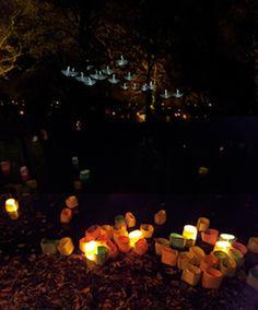 Samhain 31 oktober 2013. Een mooi ritueel om uit te voeren, vind je op de website van Heks&Kruid.