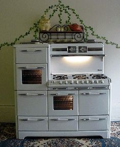 Beautiful Old Stove