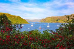Isle of Skye, Scotland portree