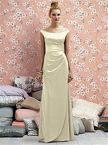 Lela Rose Bridesmaids Style LR177    #yellow #bridesmaid #dress