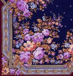 (44) Gallery.ru / Фото #32 - павлопасадские платки - ninmix