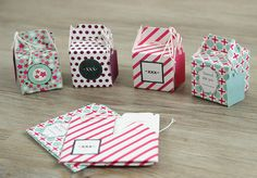 cadeaudoosjes-mini-action Gift Wrapping, Action, Mini, Gifts, Ideas, Paper Wrapping, Group Action, Wrapping Gifts, Gift Packaging