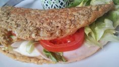 Zablepény recept, amit minden diétázónak ismernie kell! - Salátagyár Bagel, Sandwiches, Food And Drink, Healthy Recipes, Healthy Food, Ethnic Recipes, Fitness, Diet, Healthy Foods