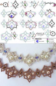 Royal Lace necklace