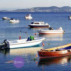 Adalara güzel bir yolcukluk yapıp, güneşin keyfini çıkarmak için mükemmel bir gün! #istshopfest
