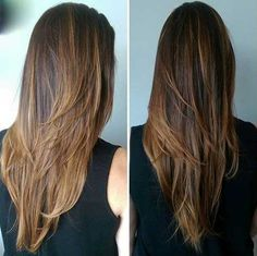 Best Long Layered Haircut