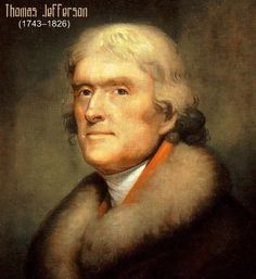 Thomas Jefferson's (1743-1826) Pictures Download