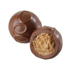 Roasted Almond Truffle #GODIVA