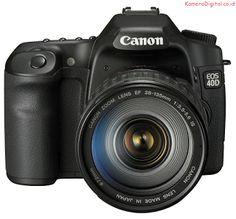 Harga dan Spesifikasi Kamera Canon EOS 40D - HUNTER CAMERA