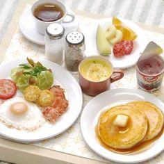 Miniature Food looks yummy. ❤