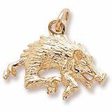 1430 Wild Boar  rembrandtcharms.com