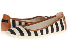 Nine West Royalli Color - yes, brown trim is more 3 Stripe - yes Texture - more 1 and 3