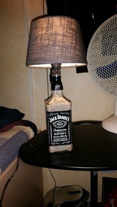 Jack daniels lamp shades google zoeken jacky d pinterest aloadofball Gallery