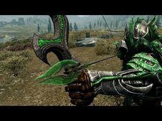 ▶ Skyrim: Dragonborn - Secret Bow! - YouTube