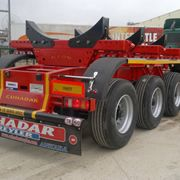 Dolly Trailer and Turbine Carrier Take The First Step, Marketing, Monster Trucks, Autos