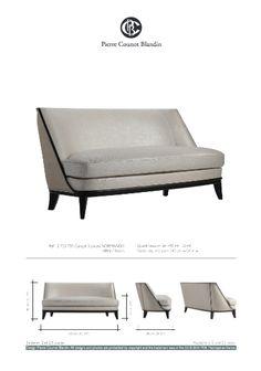 3 Seater Normandie sofa