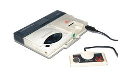 PC ENGINE CD-ROM 2 / NEC / 1988