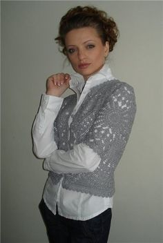 Grey jacket - a dream. Comments: LiveInternet - Russian Service Online Diaries