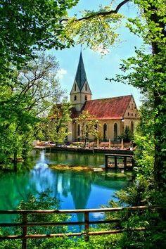 Churches...