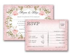 Rsvp Wording On Wedding Invitation Free Wedding Invitation Samples, Simple Wedding Invitations, Birthday Invitations, Rsvp Wording, Response Cards, Simple Weddings, Our Wedding, Dream Wedding, Invite