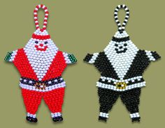 African Beaded Father Christmas handmade by the rural Zulu beaders from South Africa. Please see our website for the full range of over 3000 African products: earthafricacurio.com #beadedsanta #beadedfatherchristmas #christmas #christmasdecorations #christmasornaments #christmasstar #christmasbell #christmasballs #africanbeadedchristmasstar #africanbeadedchristmasstar #africanbeadedchristmastree #africanbeadedchristmasbell #africanbeadedchristmasballs #earthafrica #fairtrade #southafrica Christmas Star, Father Christmas, Christmas Bells, Handmade Christmas, Christmas Ornaments, Beaded Christmas Decorations, African Crafts, African Beads, Zulu