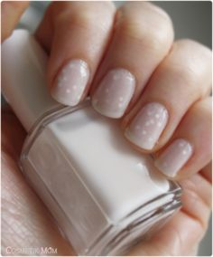 Essie Ballet Slippers & OPI PIrouette My Whistle