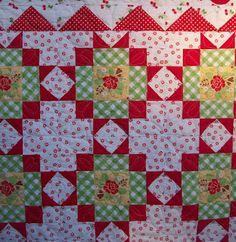 Cherry Cherry Picnic Quilt