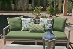 Replacement Outdoor Sofa Cushions