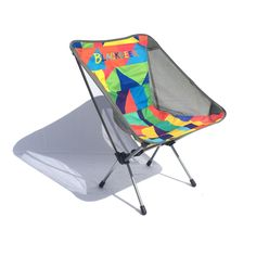 EnglishFrançais Here is the Blackdeer super lightweight and portable chair. Comes in original printed design. Both sides of the chair are made of breathable m Camping Chairs, Camping Stuff, Cool Stuff, Prints, Furniture, Design, Home Decor, Decoration Home, Room Decor